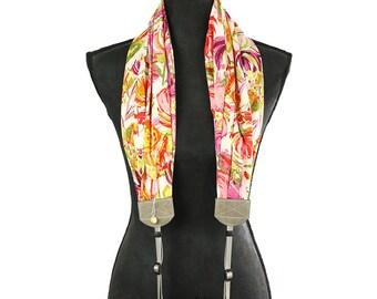 scarf camera strap viscaya - BCSCS096