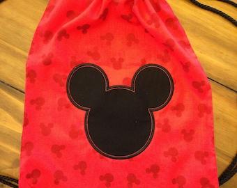 Disney Drawstring Backpack