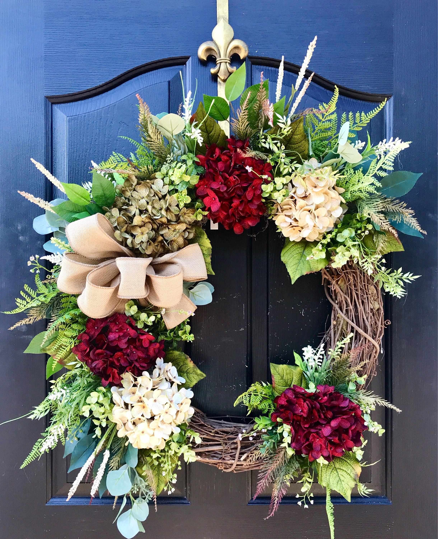Summer front door wreaths - Xl Wreaths For Front Door Year Round Wreath Wreaths Home Decor House