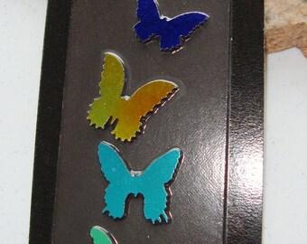 CBS Dichroic Butterflies Package 96 COE Fusable Glass