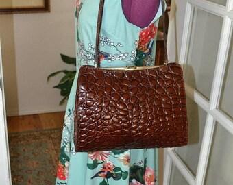 On Sale Furla~Furla Bag~Pocketbook~Furla Italy, Brown~Tote~ Furla  Handbag