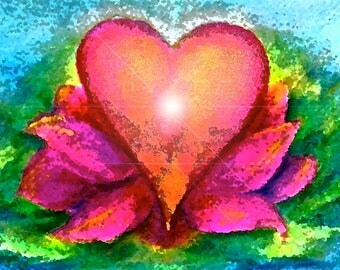 """Five ACEO Valentines by SQ Streater-ACEO Print 2.5""""x3.5"""""""