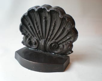 Vintage Heavy Cast Door Stop