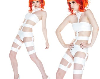 M Leeloo PVC- costume from Artifice Clothing (production sample)