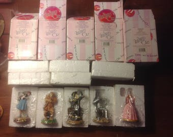 Wizard of Oz Enesco Figurine Set of 5