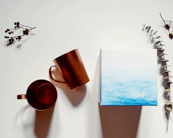 Copper Mugs for Two
