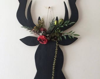 Deer Home Decor (Front Silhouette )