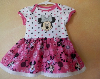 Minnie Mouse Infant Dress