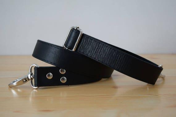 Leather purse strap,leather straps,purse straps,black strap,wide strap,crossbody strap,black leather strap,bag leather strap,purses strap