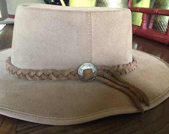 Winfield cover co. Suede cowboy hat