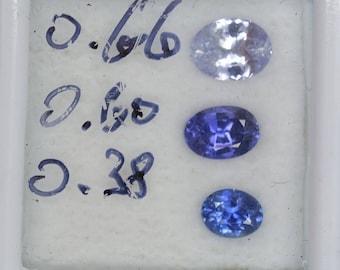 Sapphire 1.64 carat unheated