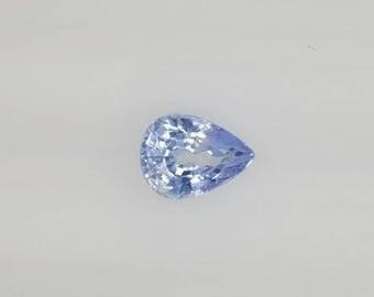 Sapphire 1.665 carat Unheated