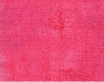 Fabric by the Yard -Grunge Basic in Paradise Pink- by Basic Grey for Moda