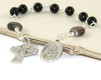 Chaplet of Saints Peter and Paul - Pocket Rosary Prayer Beads