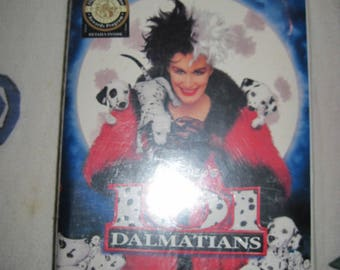 Vintage Disney's 101 Dalmatians Movie VHS Tape ...NOS...never opened......or BEST Offer...FrEe ShIpPiNg