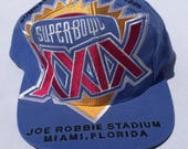 Vintage Super Bowl XXIX Snapback Hat
