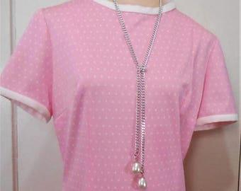 On Sale Vintage, Dress, Polka Dot, Shift, Sheath, 1060s, Mod, Retro, Aline, 39 Bust, 1960s Mod Dress, Polka Dot Dress, Aline Dress, Pop Dres