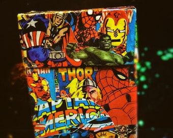 Marvel superheroes Stash Box
