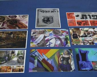 Alternative Jerusalem Postcard Collection