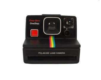 Polaroid Land Camera - Time Zero