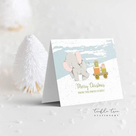 Christmas Greeting Cards - Gift Parade