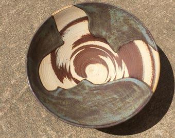 Ceramic bowl, handmade, pottery