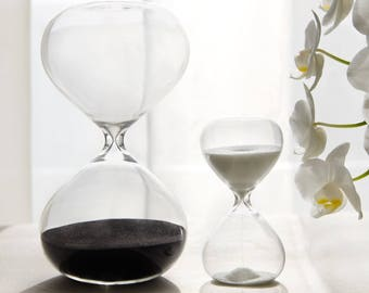 Modern Hour Glass