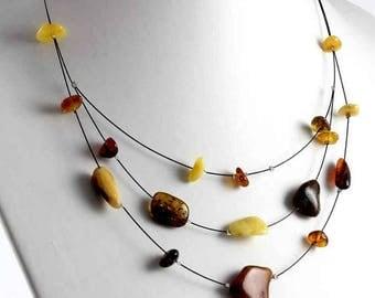 Midsummer sale Baltic Amber Necklace