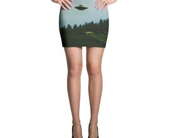 UFO Abduction Skirt