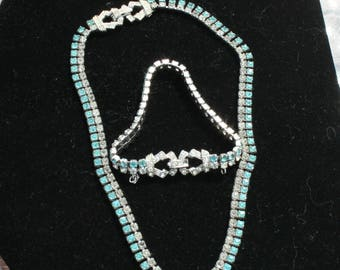 Necklace Bracelet Kramer Set
