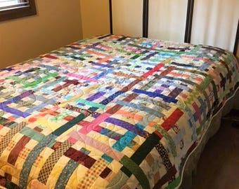 Queen size Quilt / Blanket / Bedding