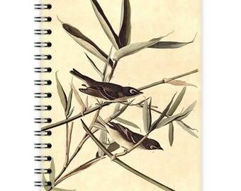 Notebook A6 - Flycatcher