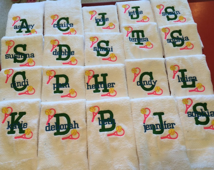 Beach Towels, Sport Towels, Embroidered towel, Golf, Bowling, Swimming, Basketball, Softball, Baseball, Volleyball,