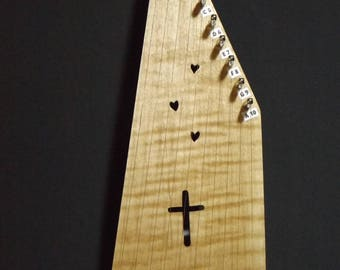 Bowed Psaltery, zither, harp, musical instrument