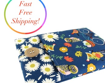 Chicken Owl Laptop Sleeve, Computer Case, Laptop Case, Macbook Pro Case, Macbook Air Case, 11 Inch Laptop Sleeve, 13 Inch Laptop