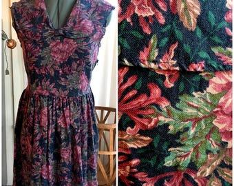 Laura Ashley Floral Dress
