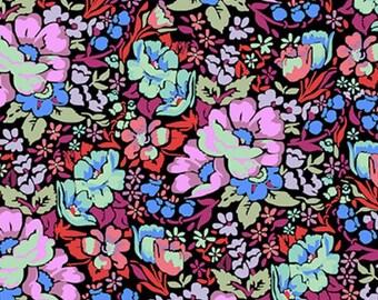 Anna Maria Horner - Floral Retrospective - Overachiever - Velvet