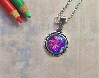 All This Possibility Necklace, Necklaces, for women, Fashion necklaces, Wearable Art, Pendant Necklace, Art Necklace, Gift For Women, Whimsy