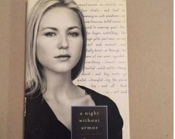A Night Without Armor by Jewel Kilcher (1998, Hardcover)