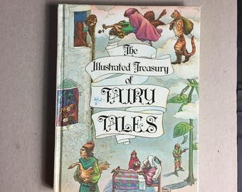 Andersen's Fairy Tales Illustrated Junior Library Ed. (19979, Hardcover)