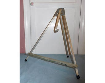 Folding Aluminum Table Top Easel Stanrite Portable & Lightweight