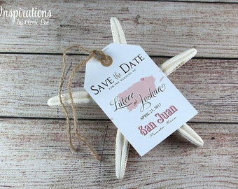 Save the date luggage tags, save the date, luggage tag