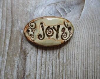 Joy Bracelet Connector Artisan Syle Unique jewelry making