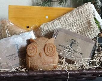 Bath Spa Gift Set-Soap and More