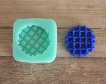 Flexible Mold - Waffle Mold #1