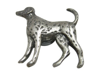 Dalmation Dog Pendant Magnet