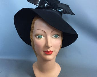 1930s chimney hat