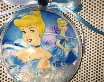 Disney Cinderella  themed ornament