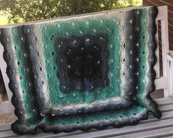 The Laney Summer Blanket