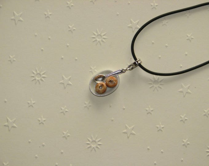 Collar plate Christmas ref 191 Donuts